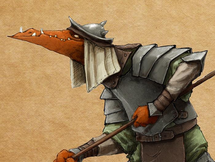 Thijs de vries lizard 1