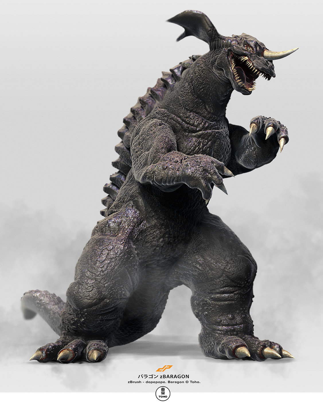 Dope pope zbaragon full new render by dopepope