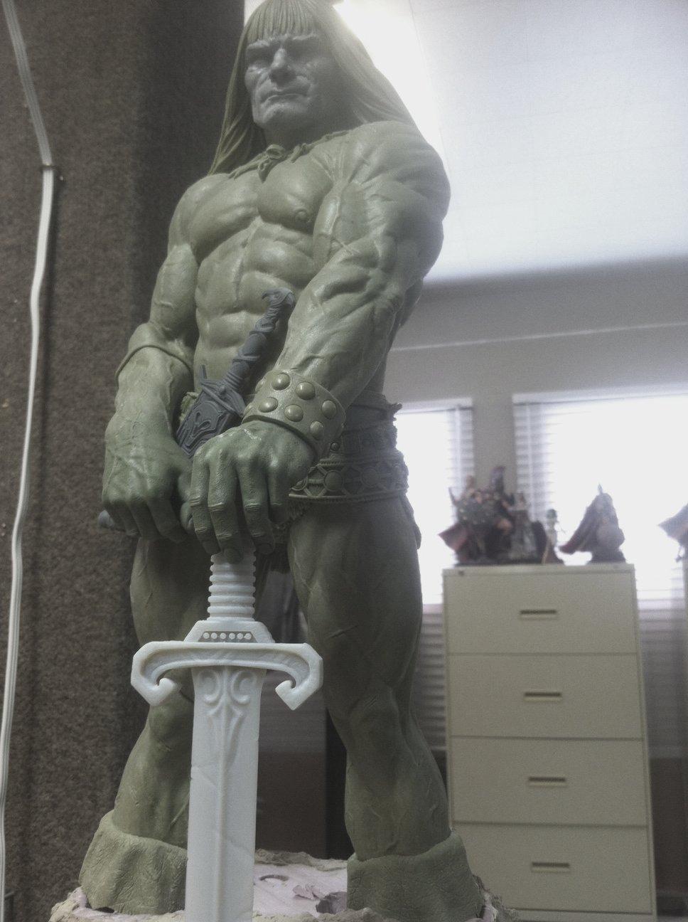 Ehren bienert barbarian