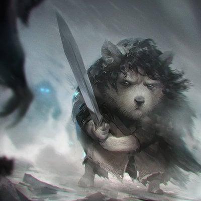 Viktor titov jon snow2