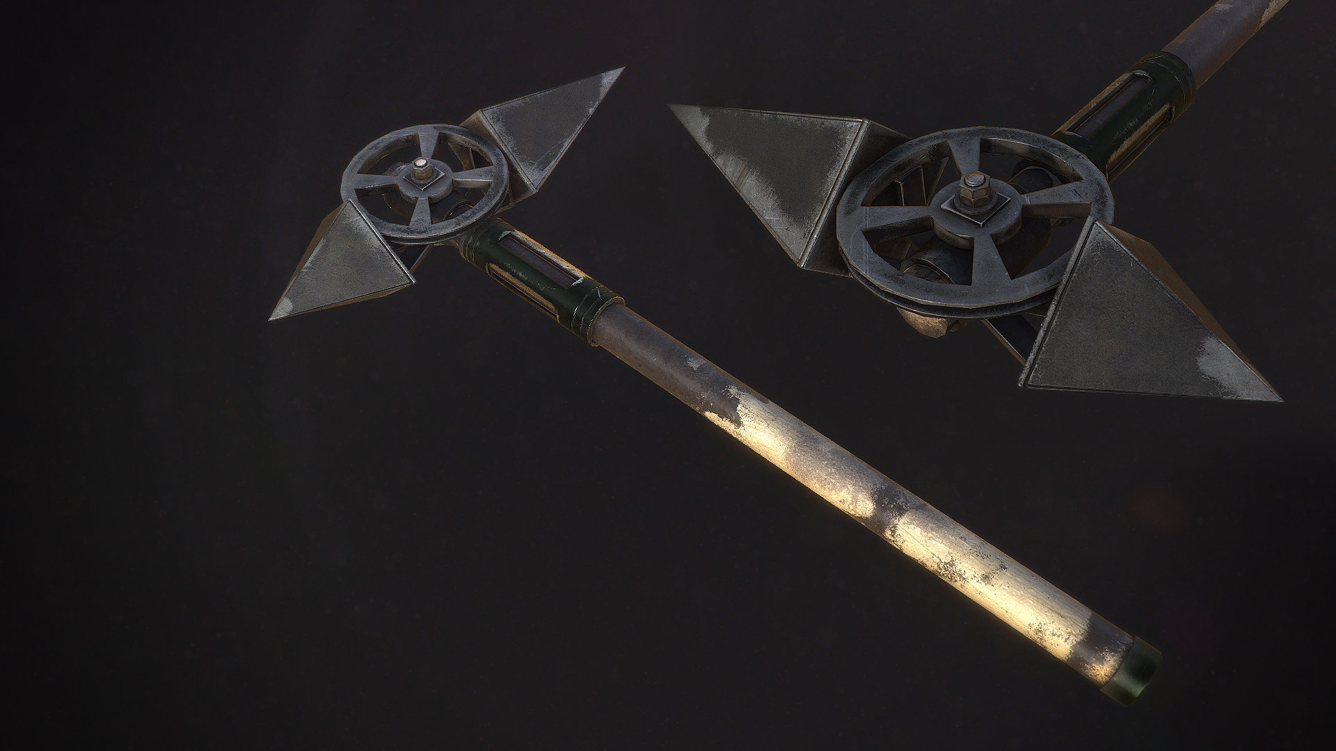 weapons