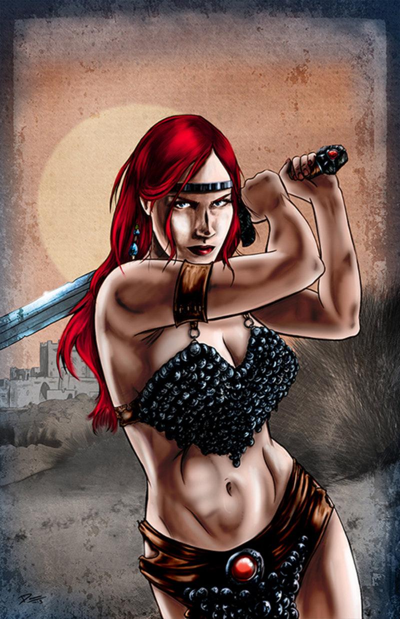 Hot barbarian woman nude videos