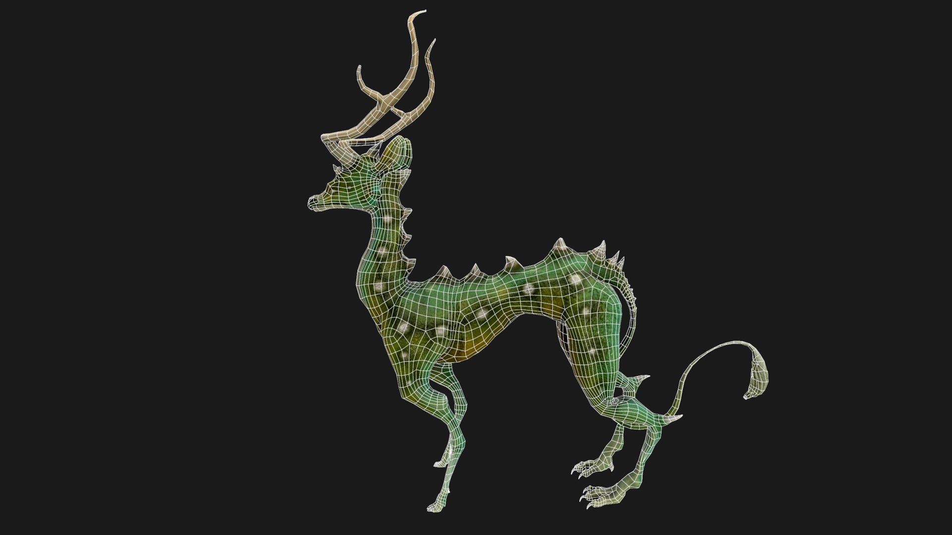 Marleen vijgen draak wire