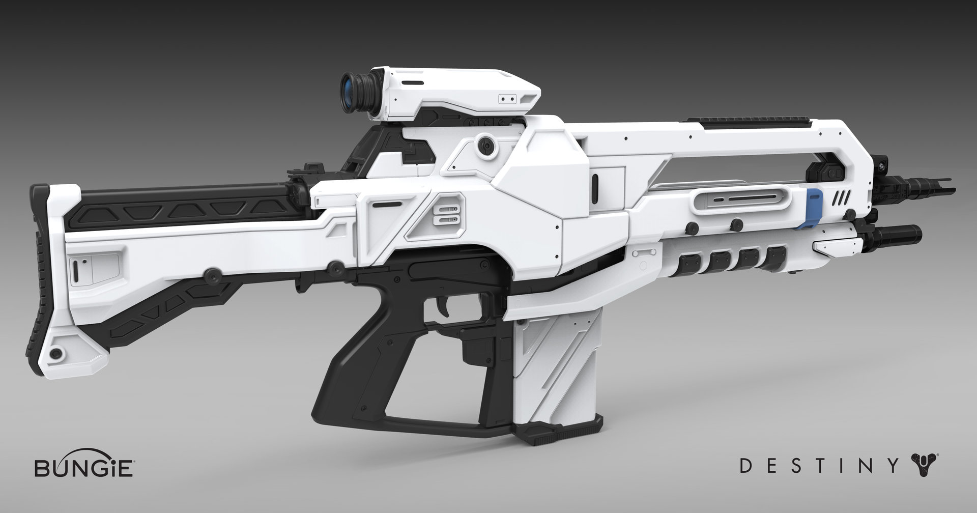 artstation destiny house of wolves assault rifle matt lichy