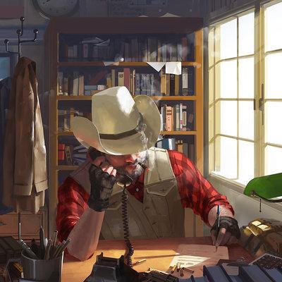 Mingchen shen cowboy