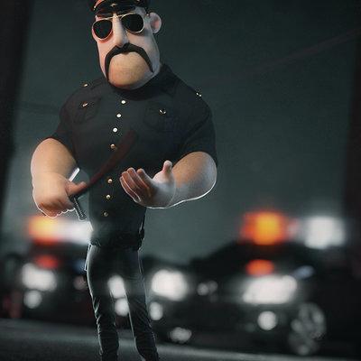 The Bad Cop