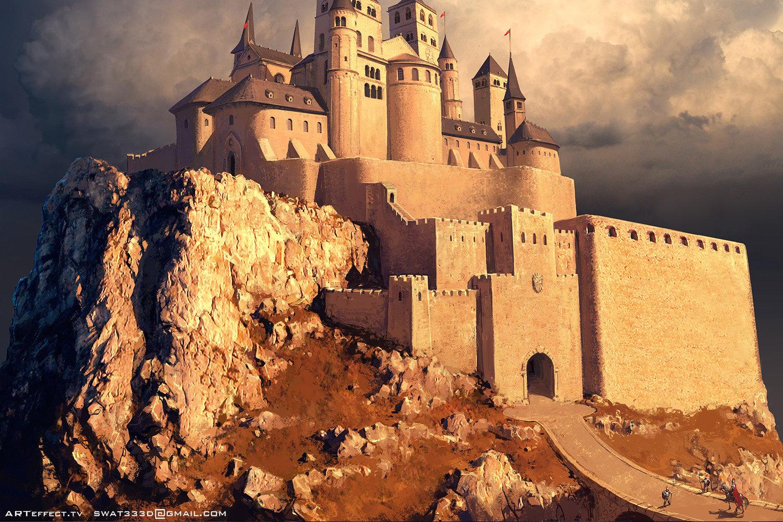 Sviatoslav gerasimchuk castle
