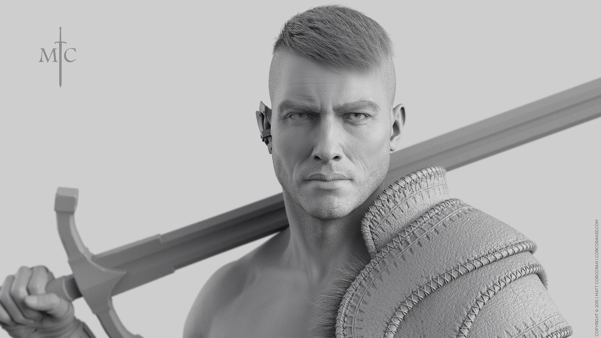 Matt corcoran mattcorcoran warrior grey 1k 02