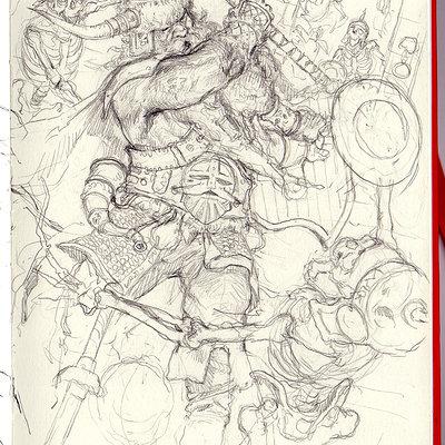 Filipe pagliuso dwarf dungeon