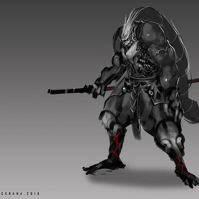 Benedick bana tigershadow