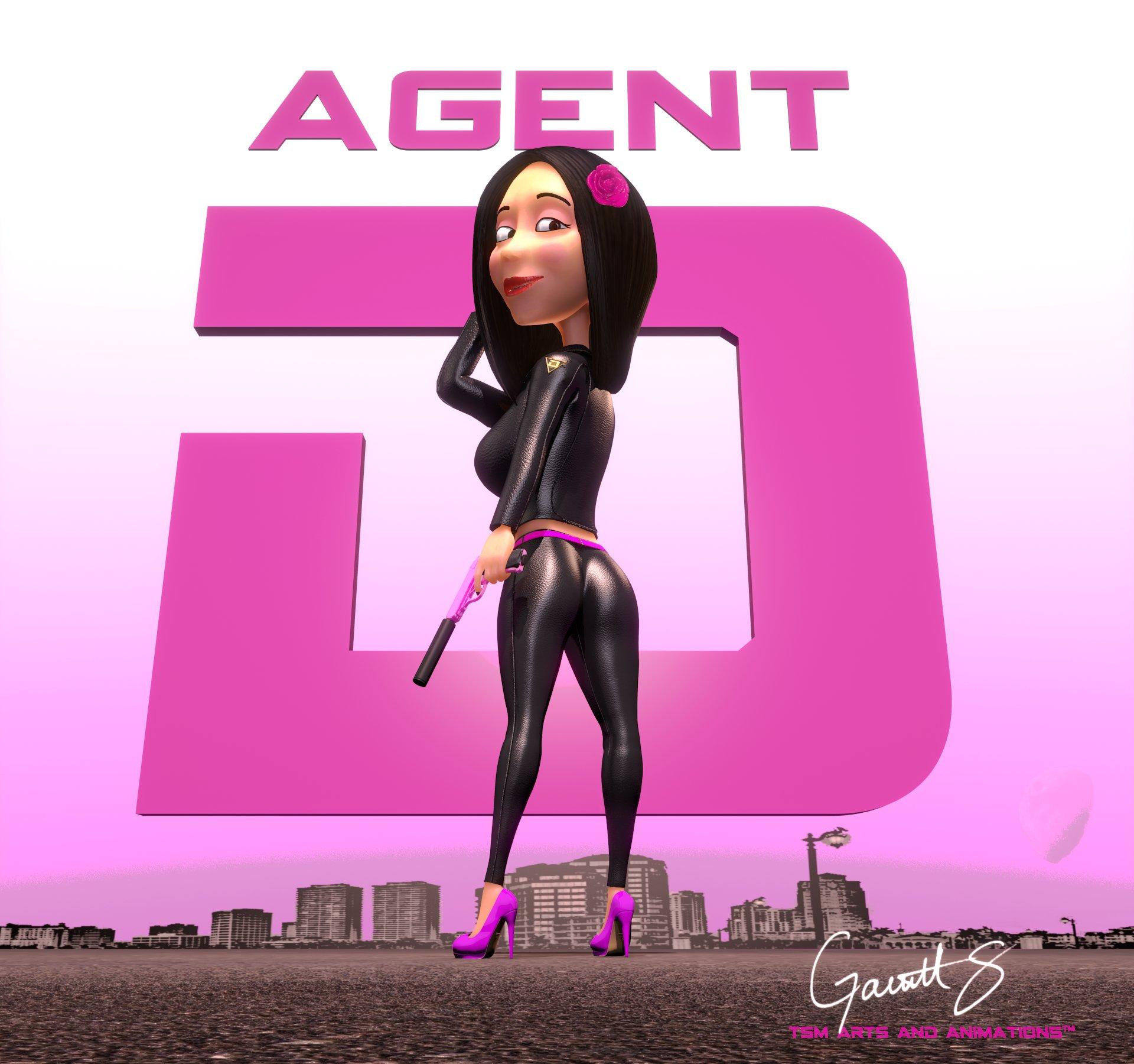 Garrett s agent d final