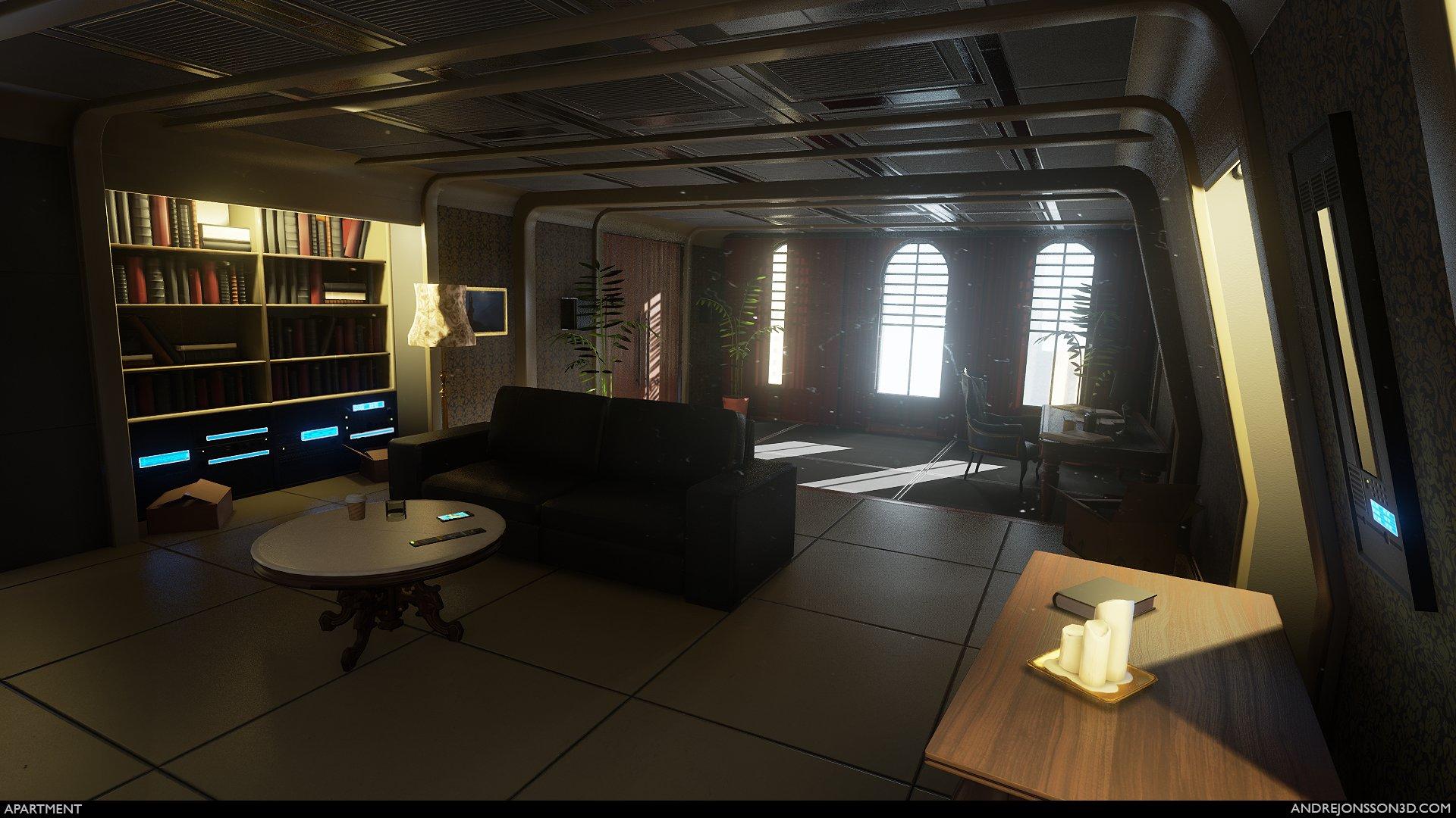 Andre jonsson apartment 01