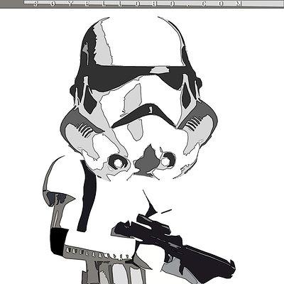 Cristofer gonzalez 003 stormtrooper