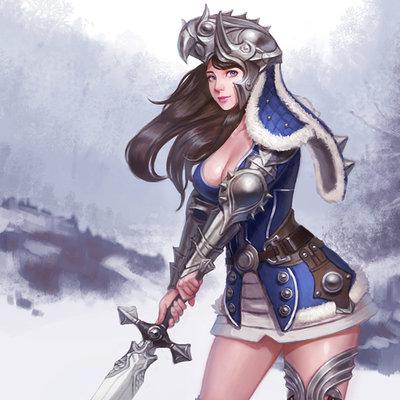 sword girl8 s