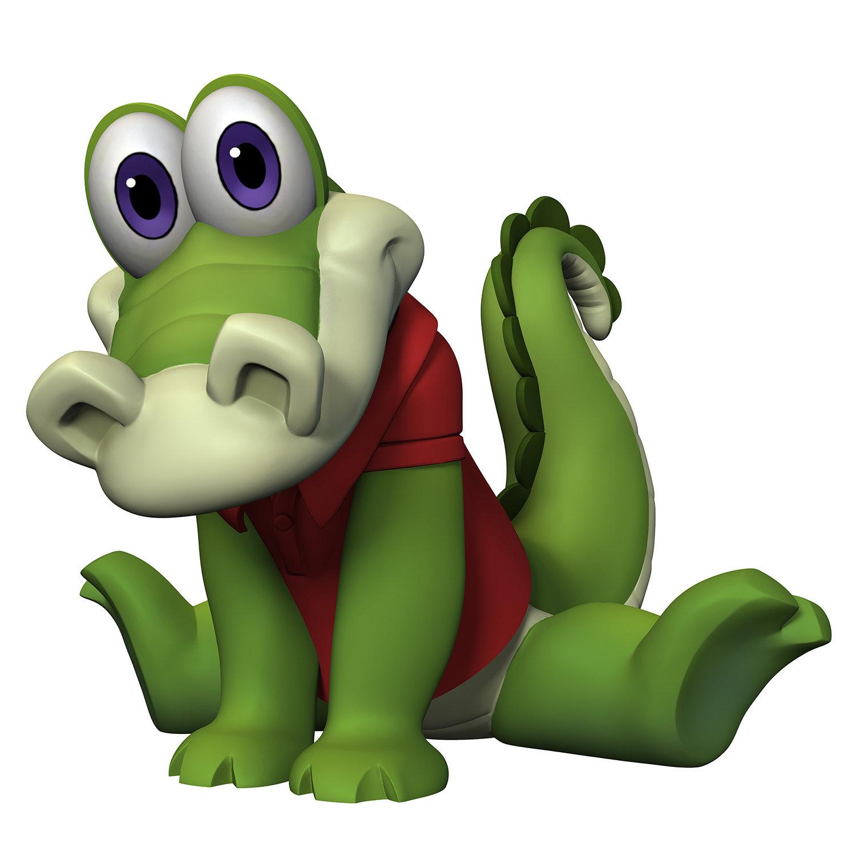 Dozi the Alligator