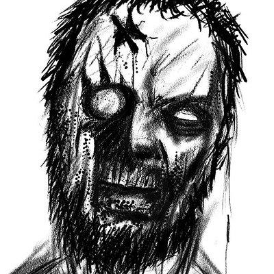 Clinton jones zombie guy