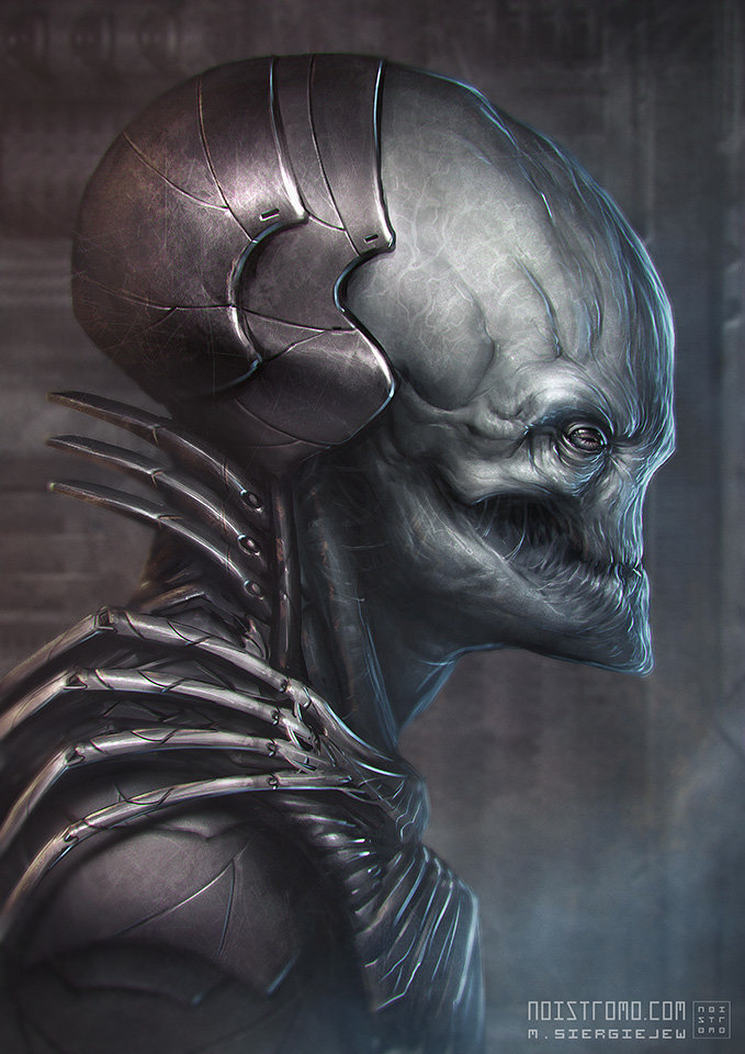 Marius siergiejew alien for 2015 02 08 by noistromo x960