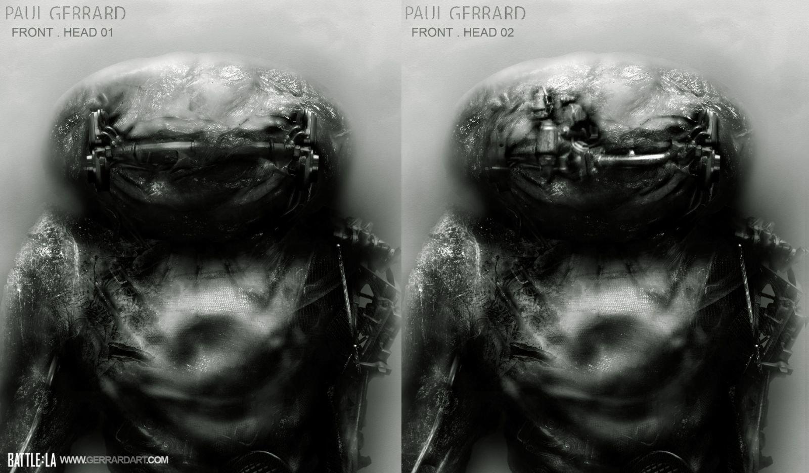 Paul gerrard g1 124 front head 01