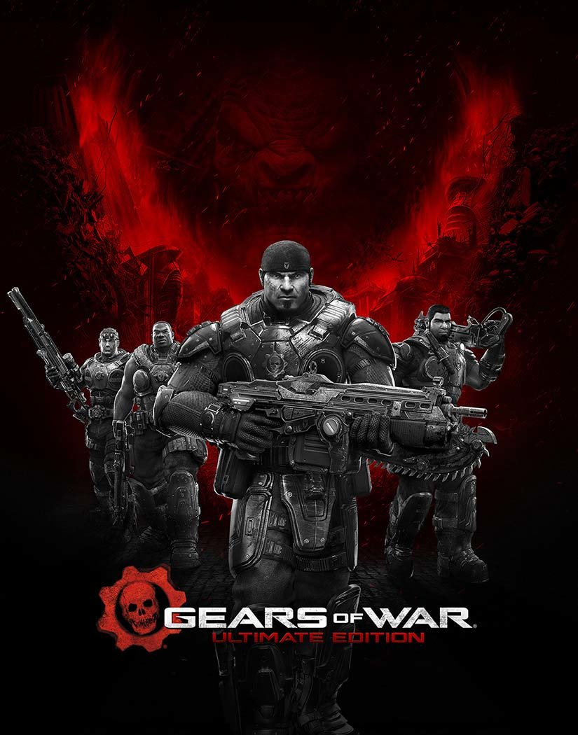Gears of War Ultimate Edition: Promotional Renders