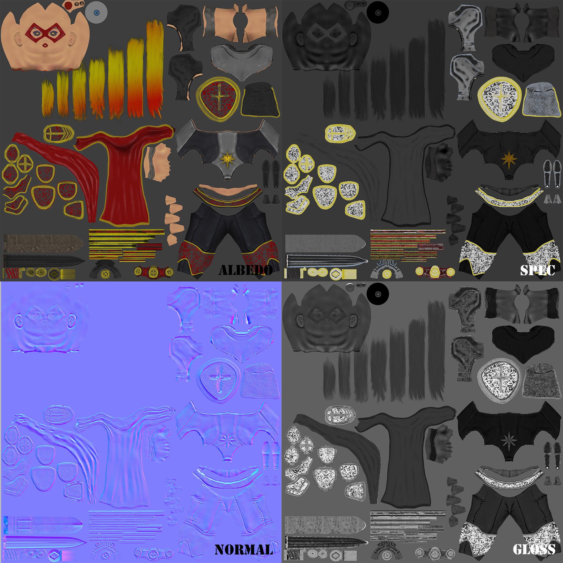 Assani duongsaa texture 02