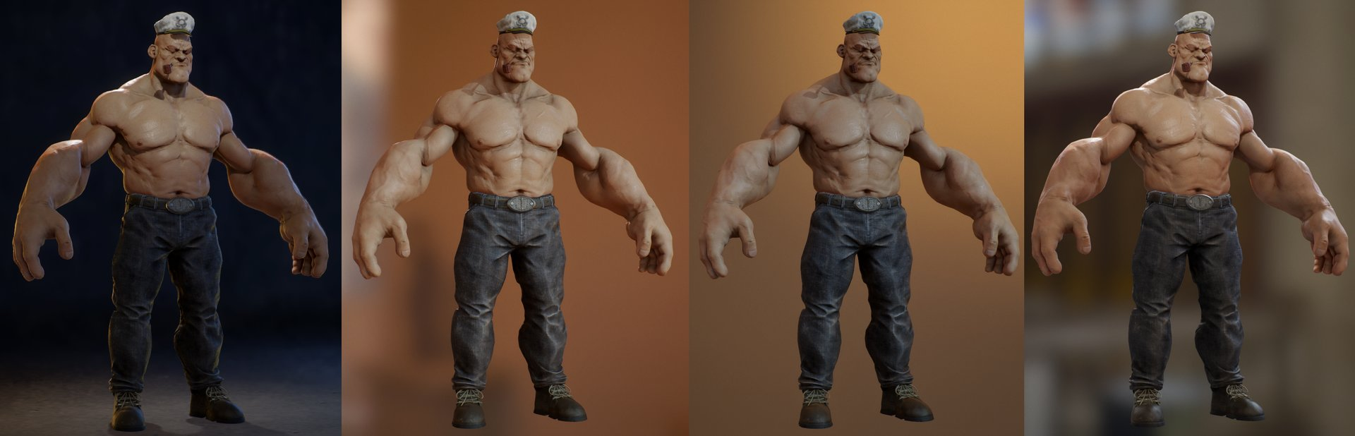 Matthew kean zbrush document5