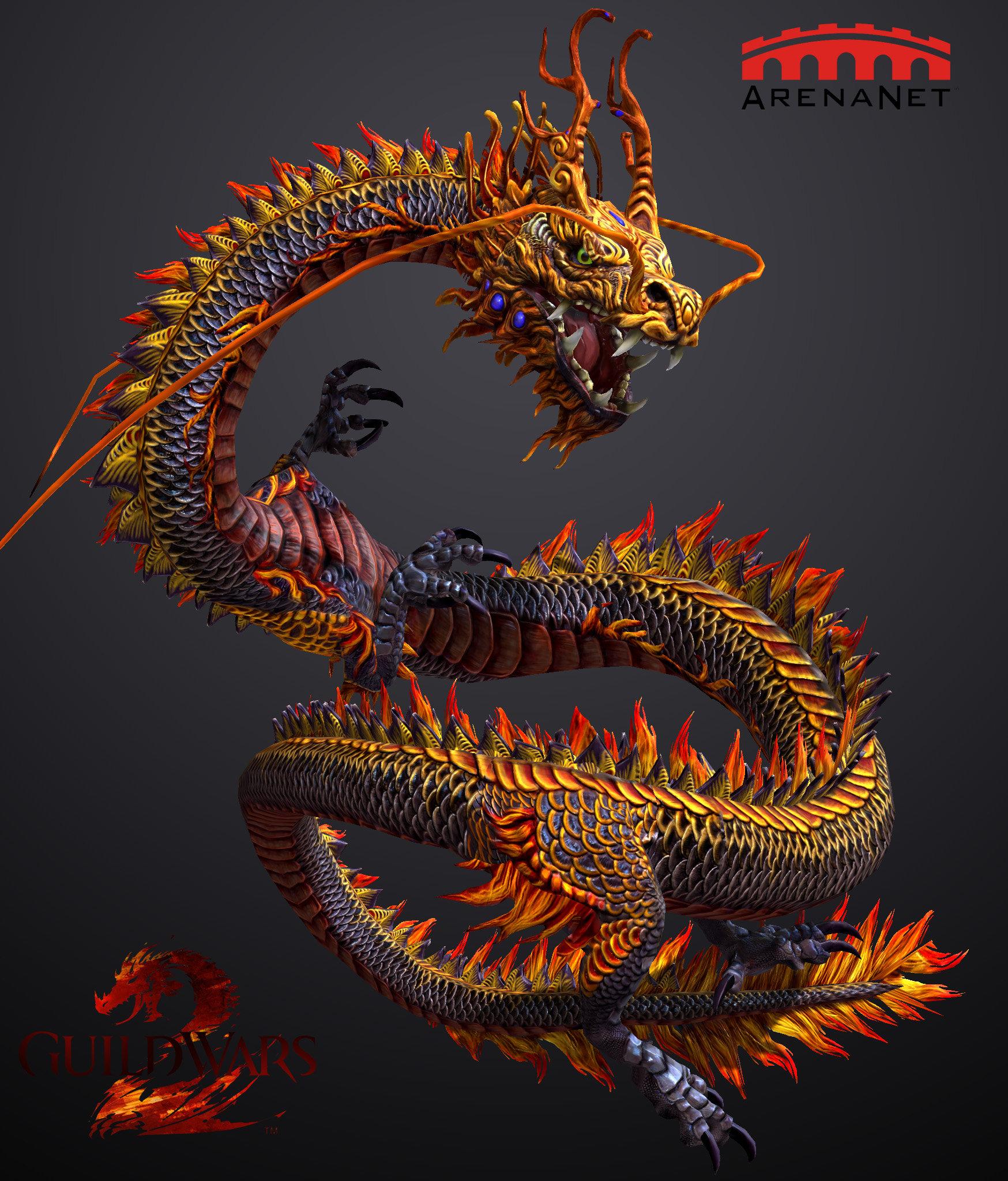 catherine rokitka guild wars 2 chinese dragon