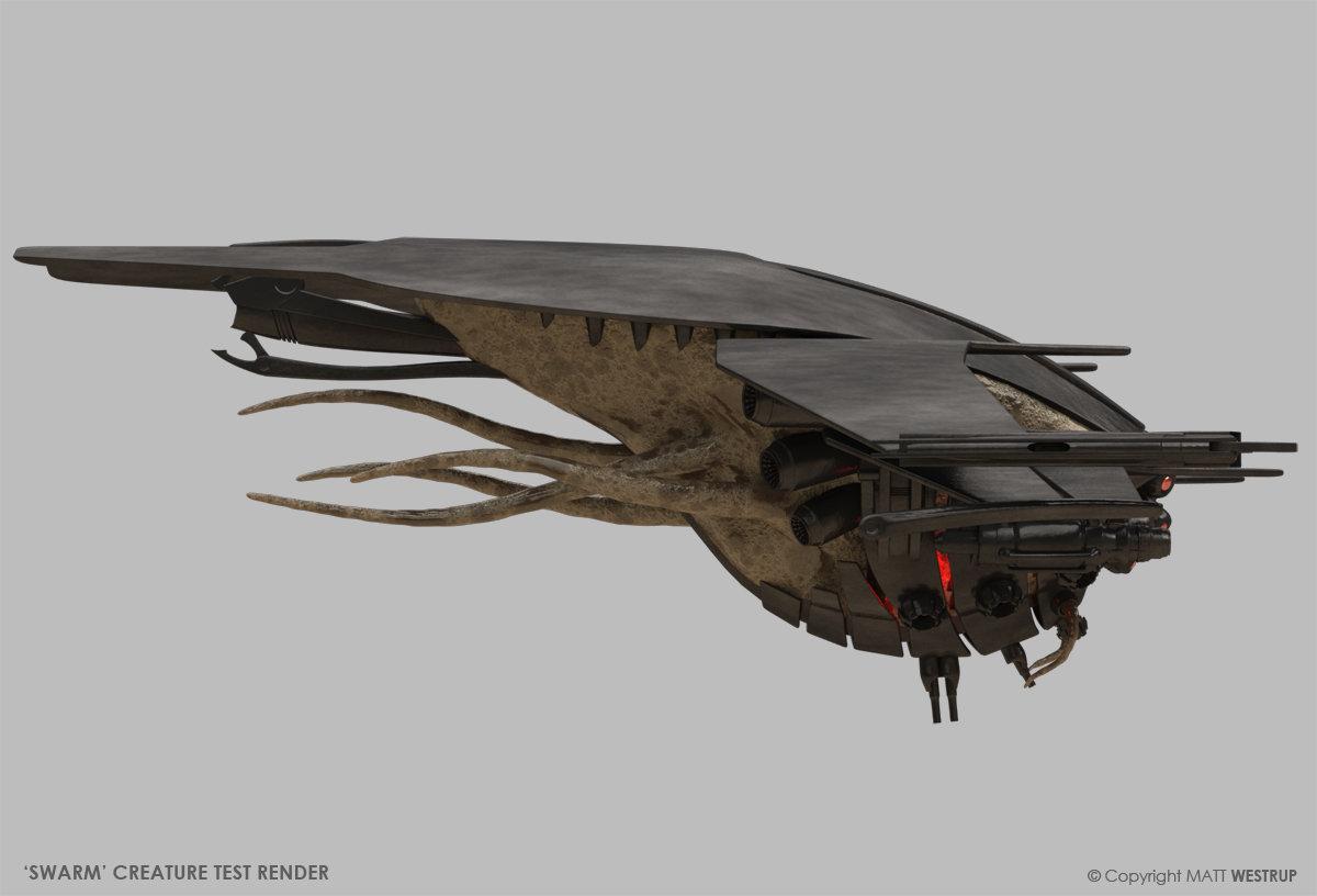 Character ark creature artwork 10