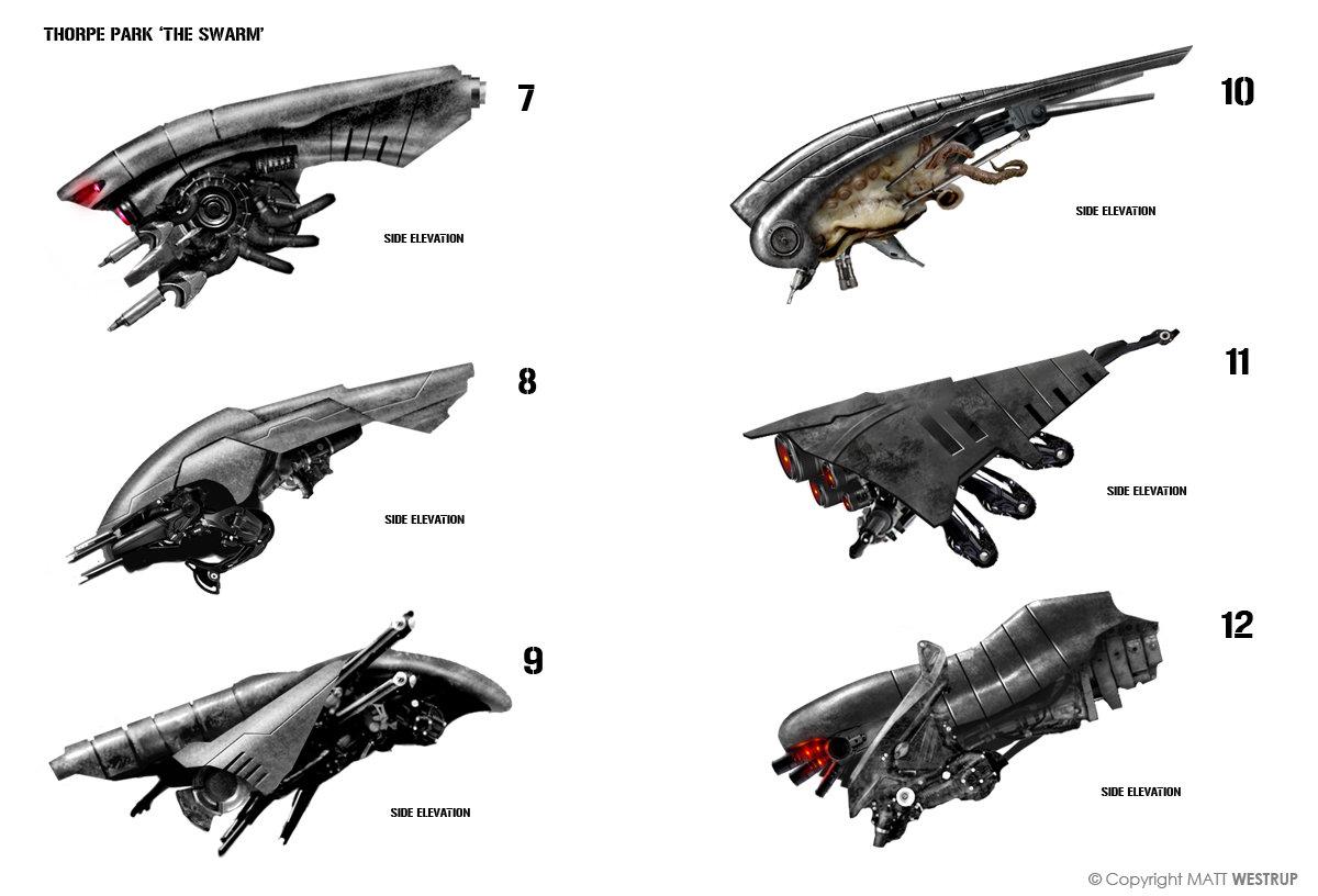 Character ark creature artwork 02