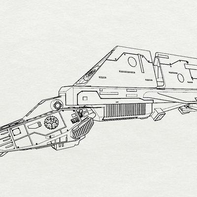 German impache cargo penna 2