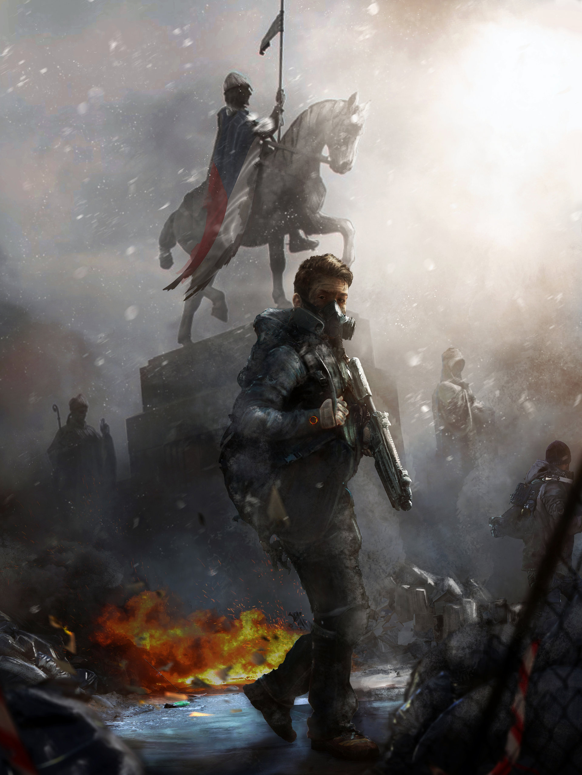 New The Division concept art and screenshots - Gosu Noob Gaming Guides