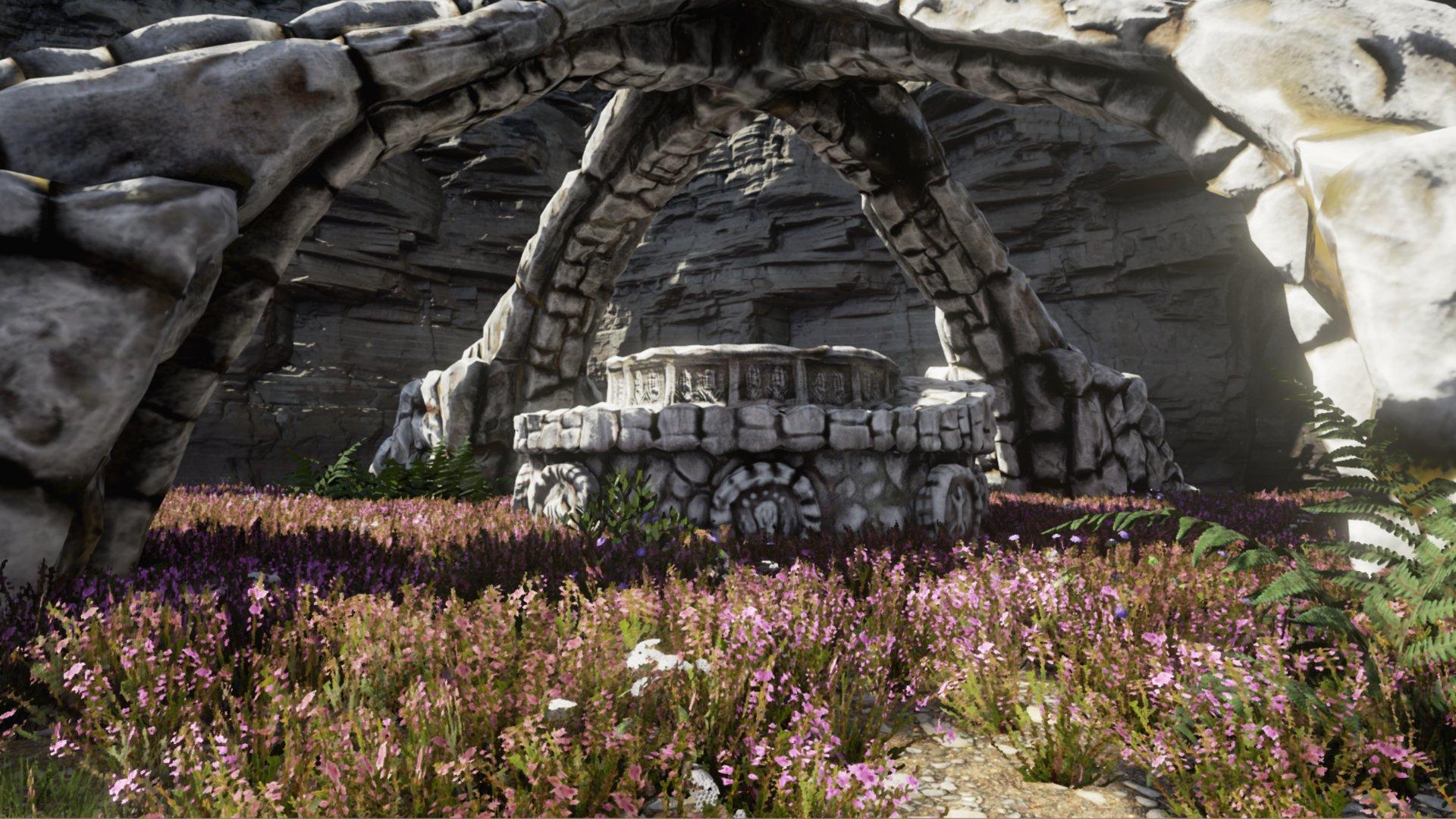 Marleen vijgen altar detail