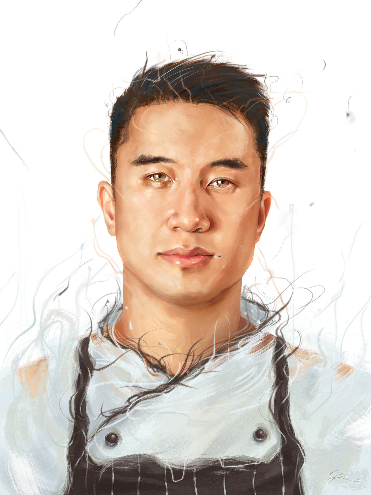 Kevin kwong kwong the butcher