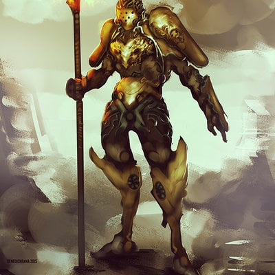 Benedick bana royal guard