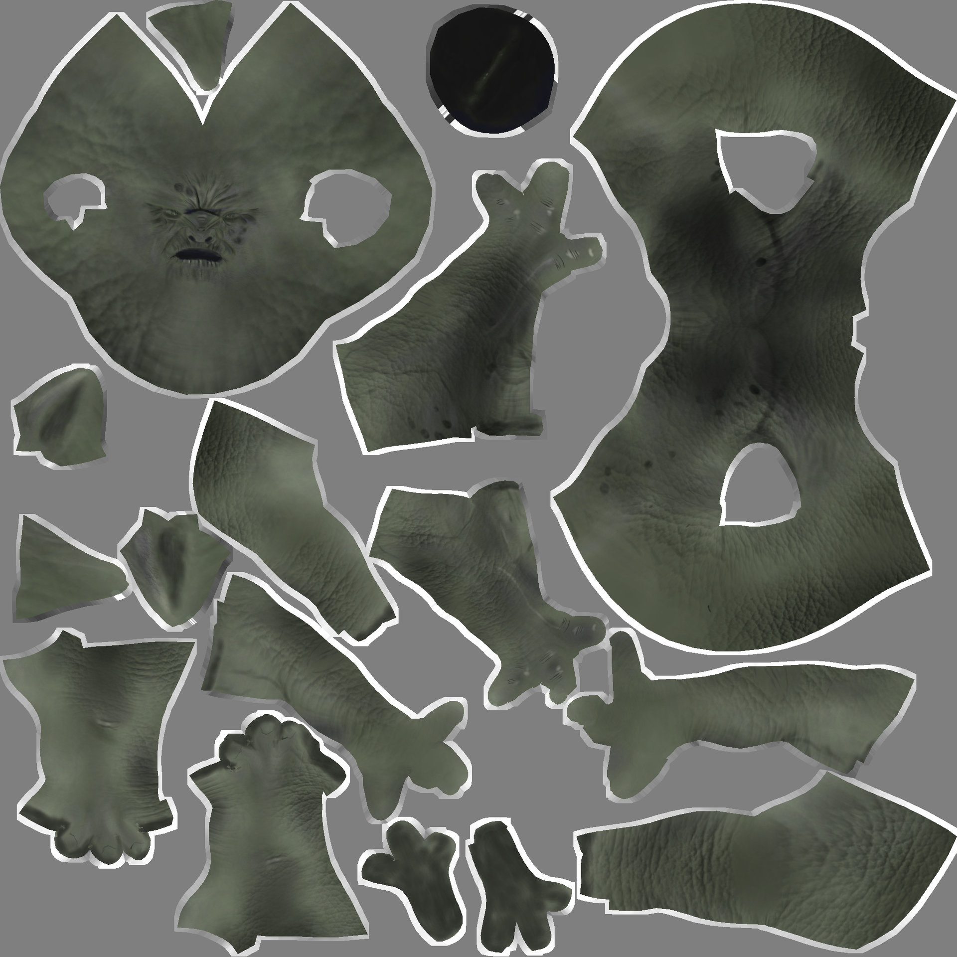 Tomislav veg tijelo texture map