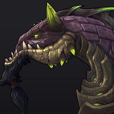 Daniel orive dragon