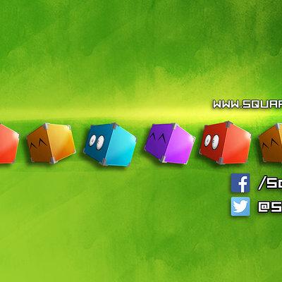Square arena hepta games cover google
