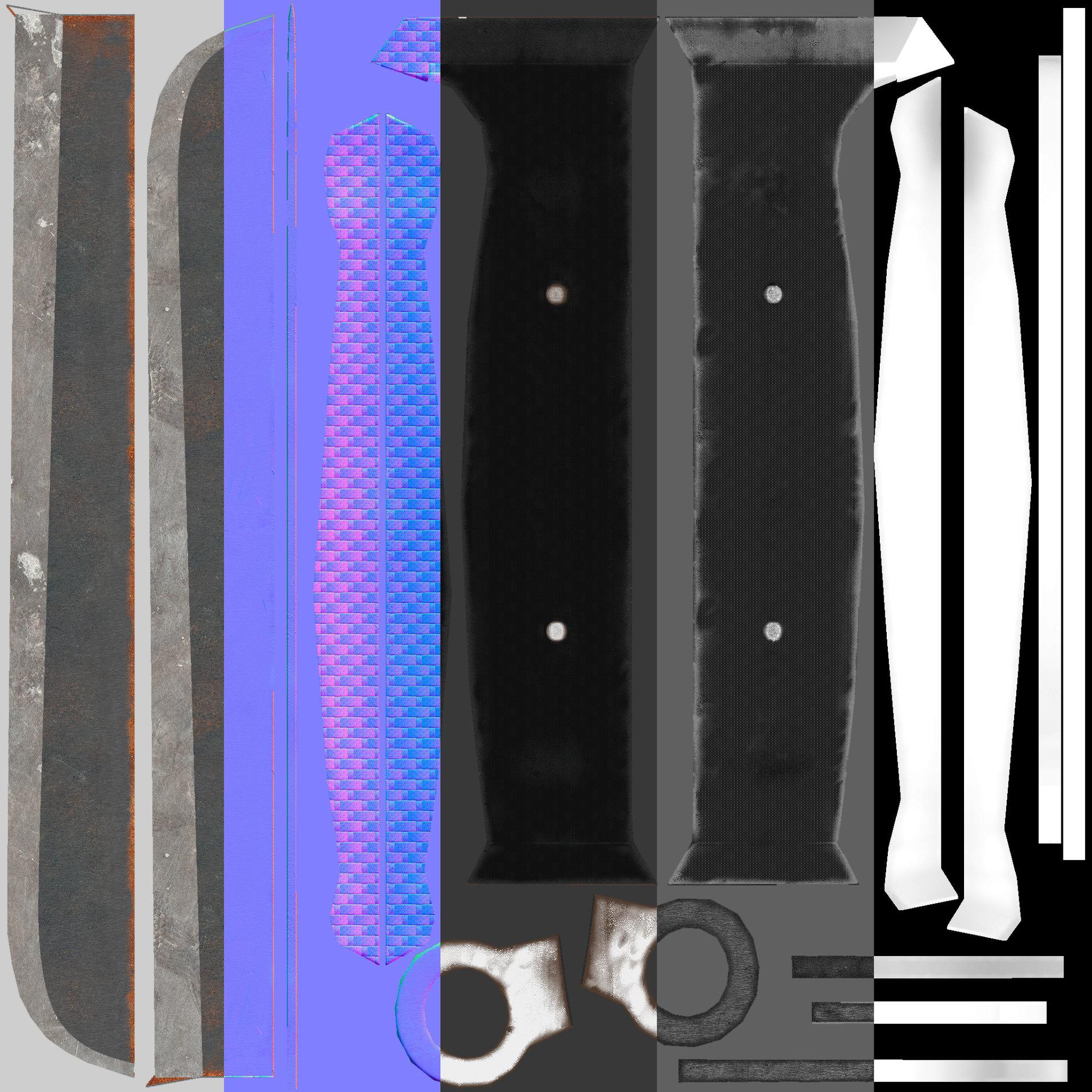 Xavier carton texture presentation