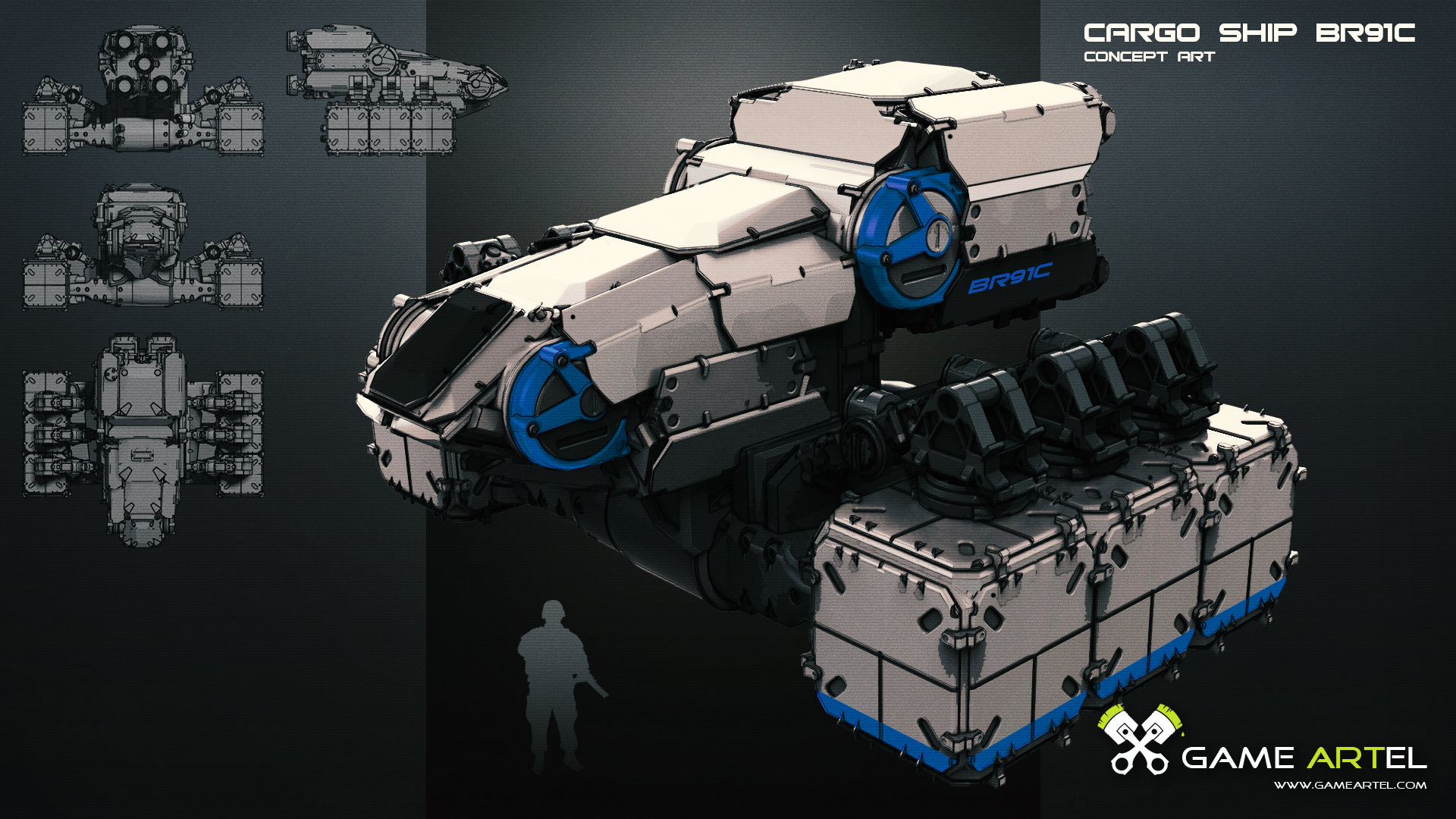 Space Cargo Ship Concept Art_GYOftbKaQ2VOXq2rxjJDS3xGRttpJ4AFYNGdFh4ylAo on Spaceship Deck Plans