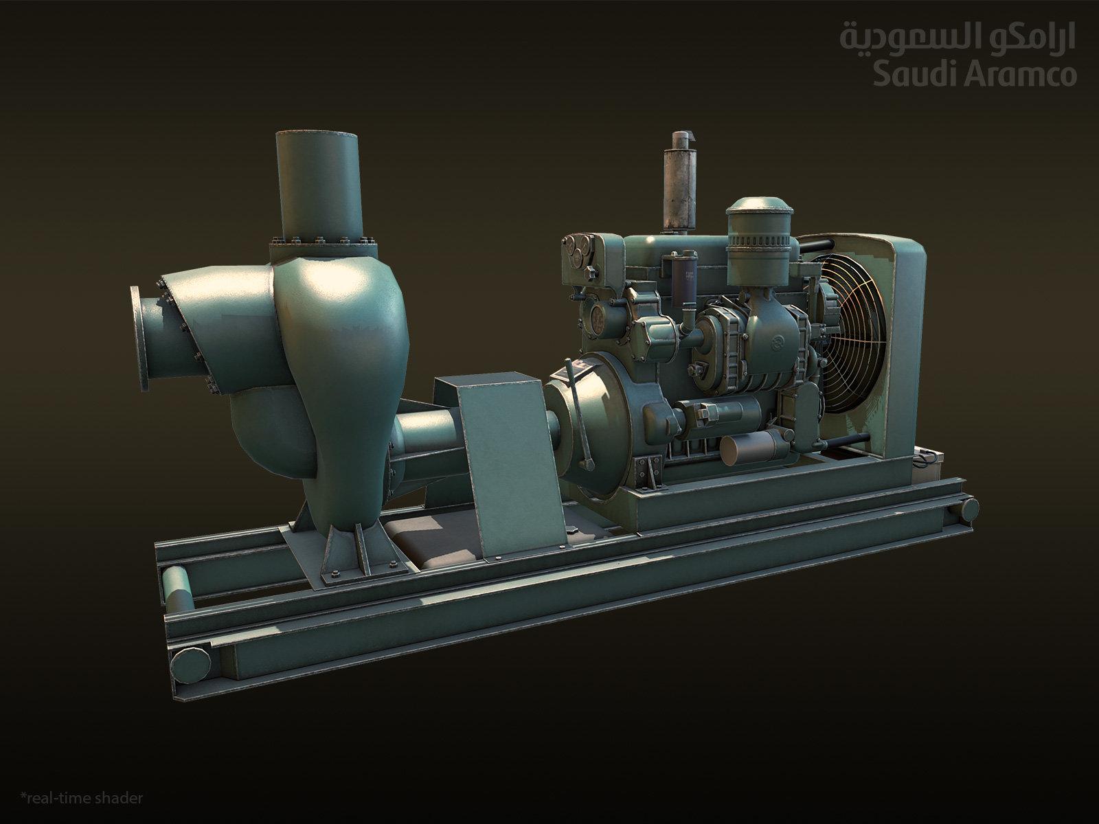 Demitry nemirovskiy water pump 1