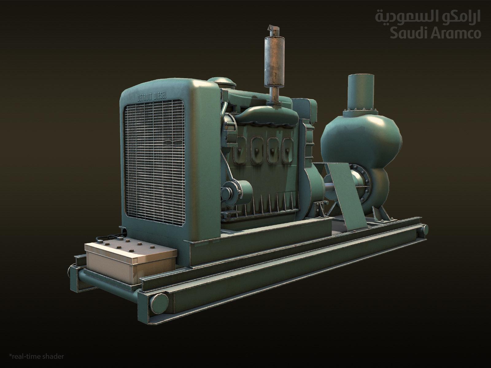 Demitry nemirovskiy water pump 2