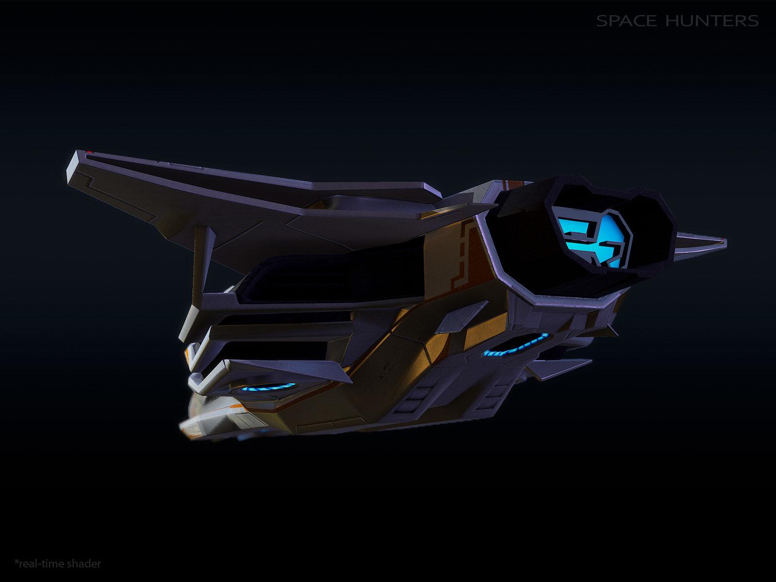 Demitry nemirovskiy spaceship1 2