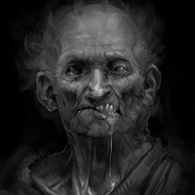 Apterus graphics old fart
