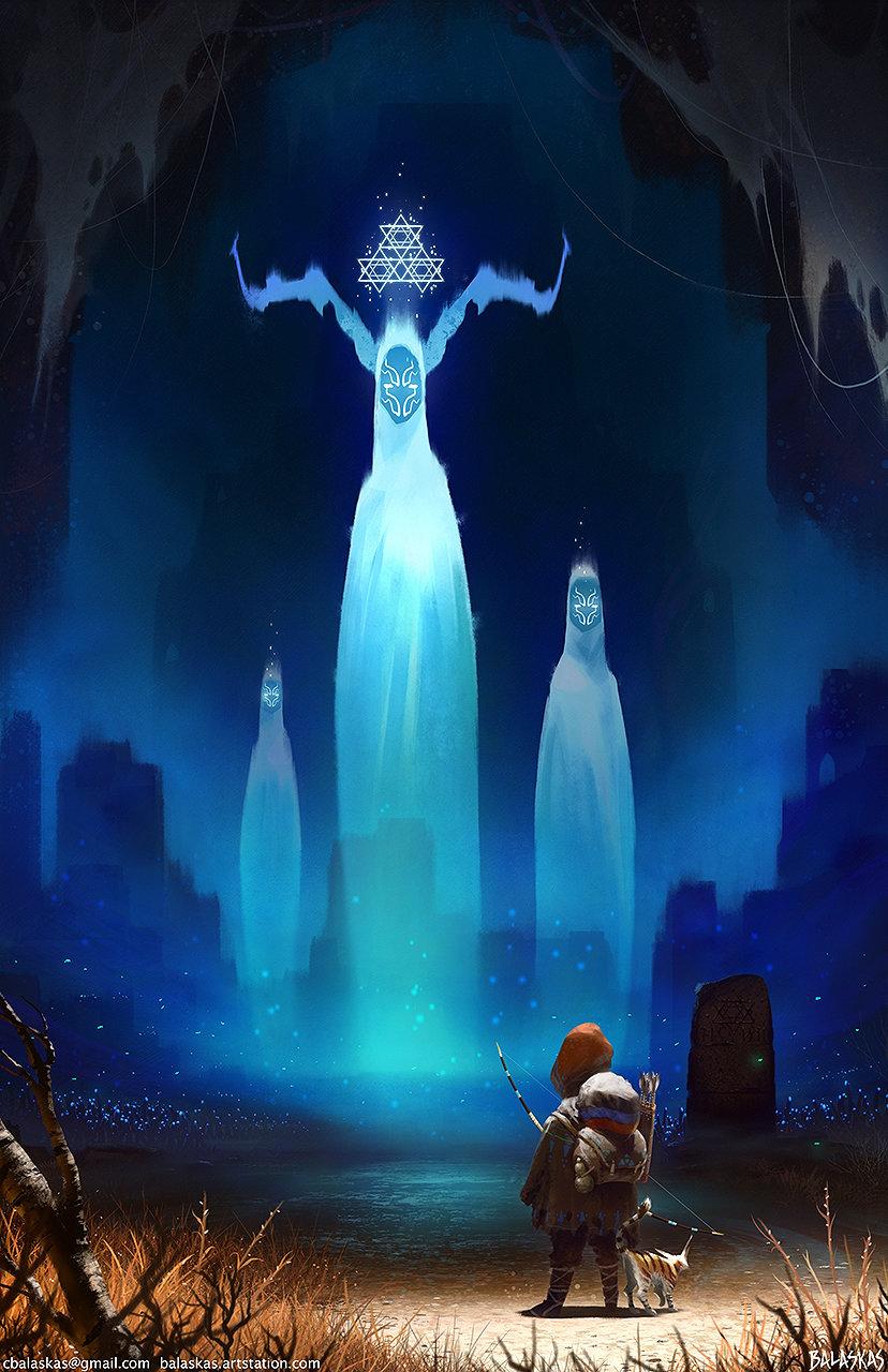 Christopher balaskas apparitions flat as