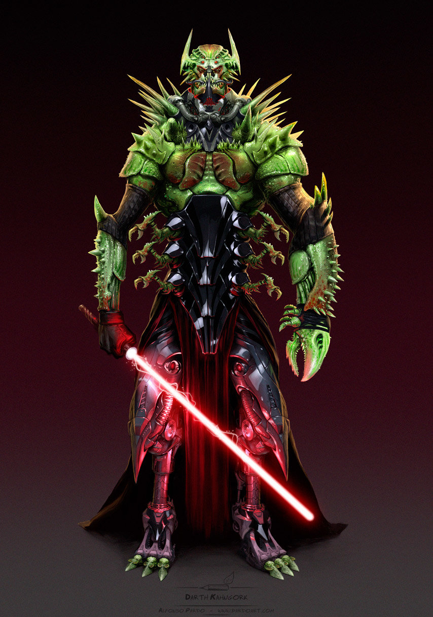 Darth Kahngork