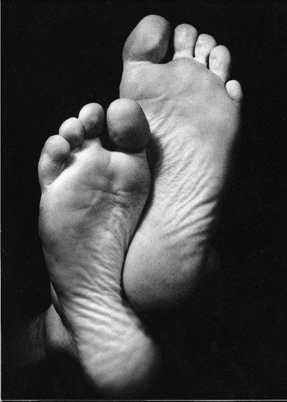 Adrian baker feet