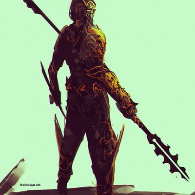 Benedick bana knight of the sun lores