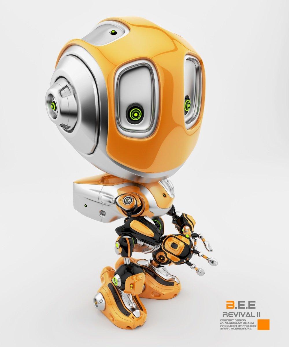Vladislav ociacia bee robot revival 4
