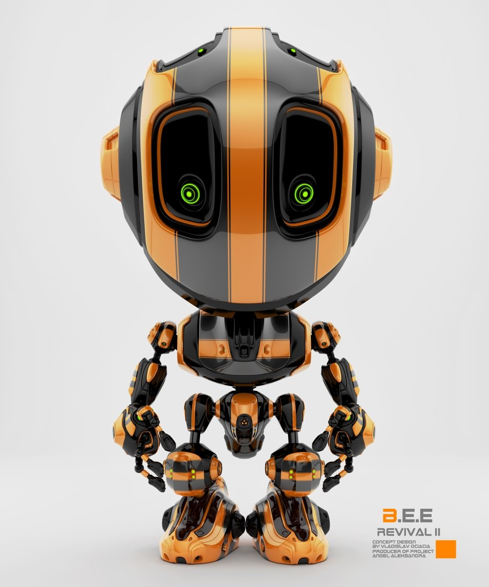 Vladislav ociacia bee robot revival 13
