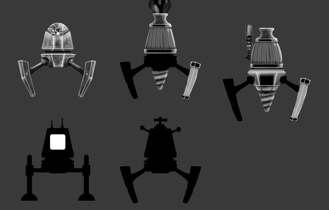 Trevor johnson bot concepts