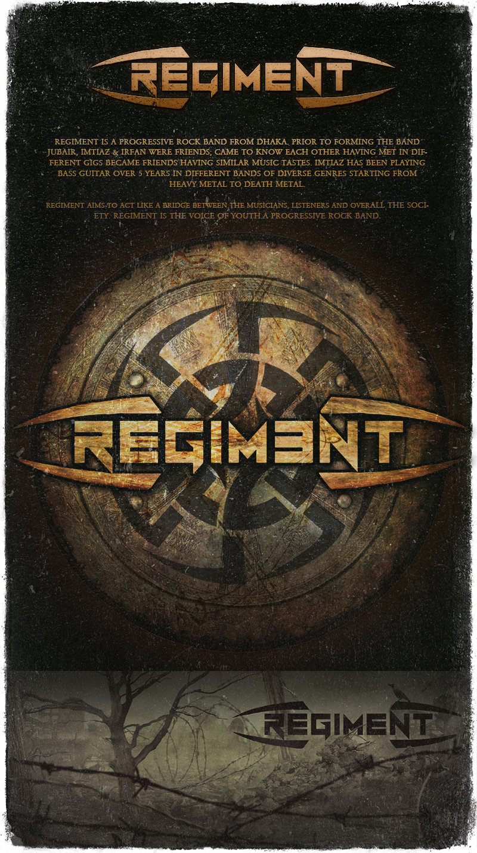 Raiyan momen regiment behance